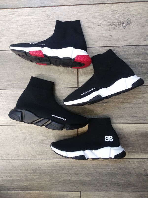 Balenciaga Sock Shoes | Clothing and