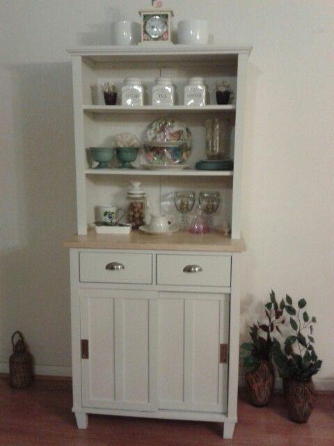 Adorable .. mueble auxiliar de cocina | MI CASA MI HOGAR. | Mueble ...