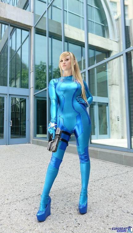super hot cosplay