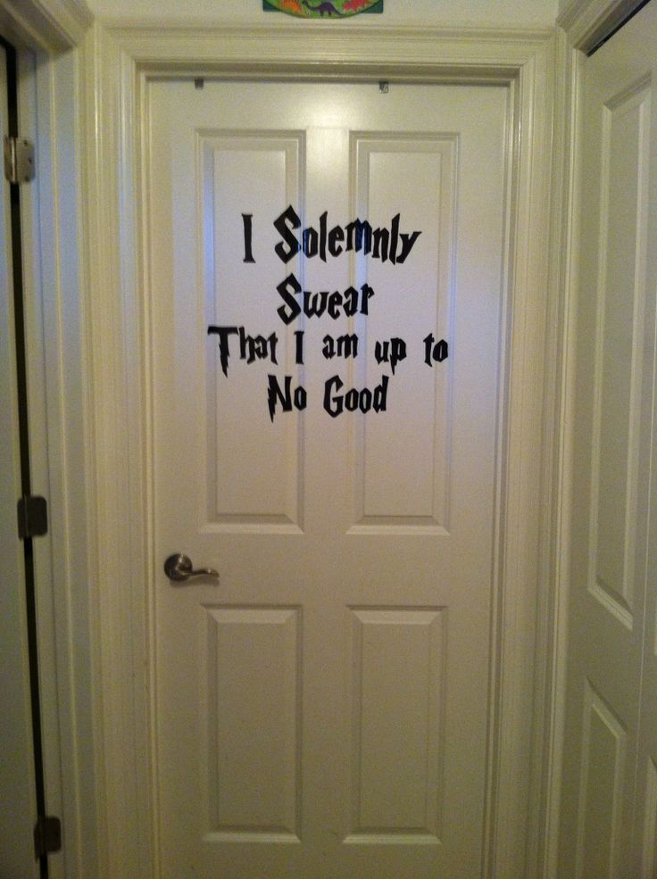 Bedroom Door With Lock: 120 Best Harry Potter Bedroom Images On Pinterest
