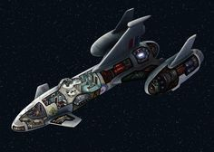 spaceship image: High Definition Backgrounds - spaceship category