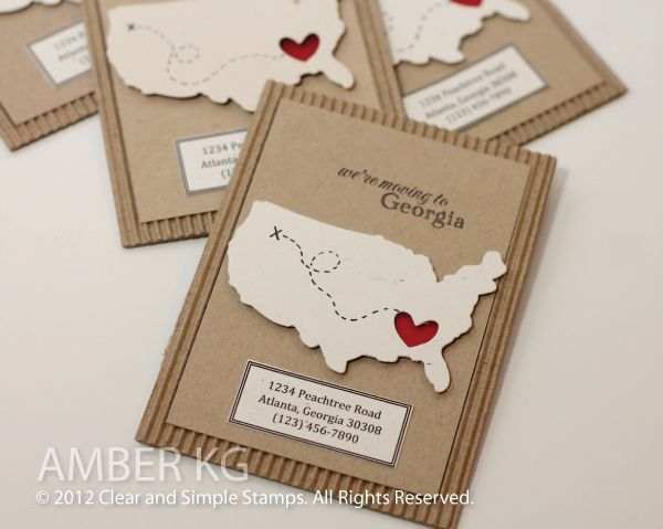 Damask Love: Clear and Simple Stamps Style Watch: We're Moving Announcements
