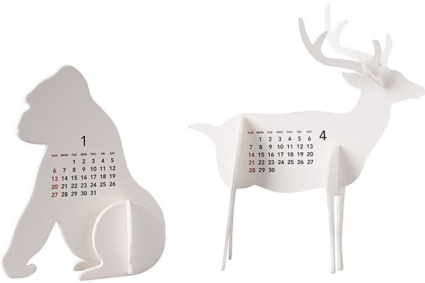 Start 2013 in style with our favorite calendars!