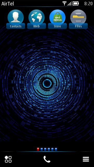 Free Mystic Halo theme by sevimlibrad on Tehkseven