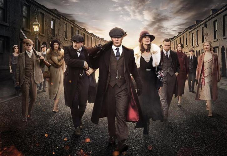 """Peaky Blinders - Season 4 - Roundtable Review: """"Vendetta"""""""