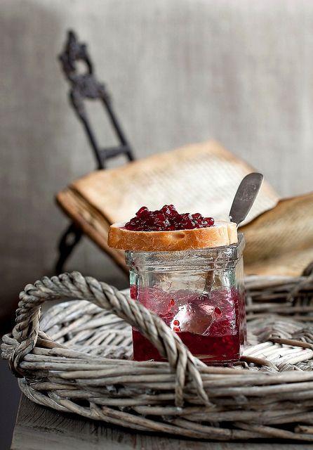 Малиново-смородиновое варенье | Flickr - Photo Sharing!