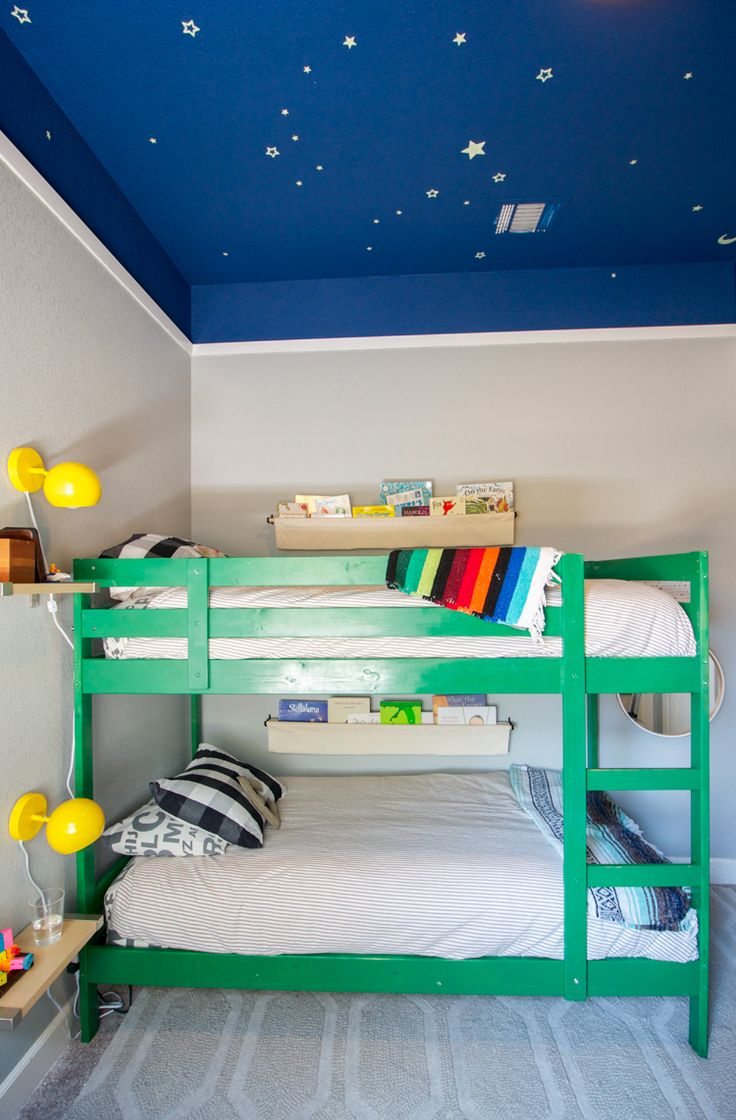 Baby bed dubizzle - Outdoors Inspired Boys Room