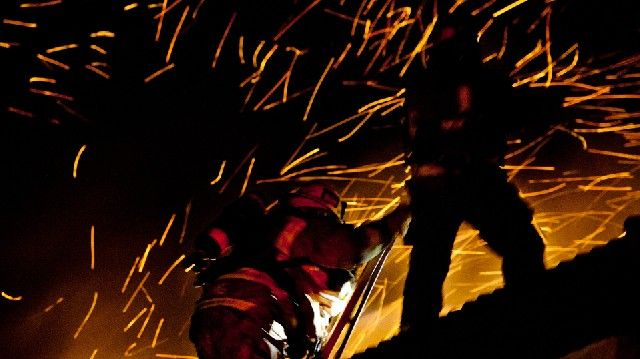 Firefighter obesity a big problem   Health - KCRA Home