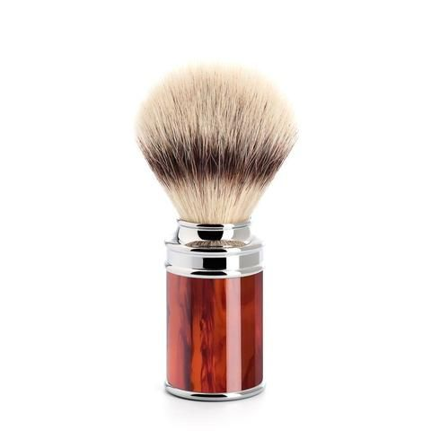 Badger Brush - MÜHLE Tortoiseshell Silvertip Badger Shaving Brush