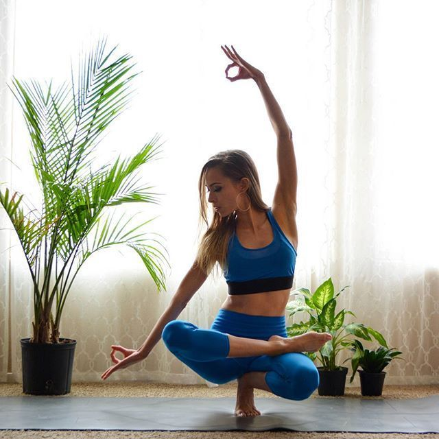 half lotus toe stand | yoga