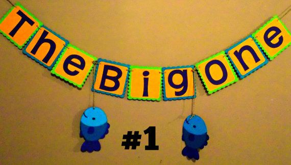 Check out this item in my Etsy shop https://www.etsy.com/ca/listing/271329930/the-big-one-fish-banner-fishing-banner