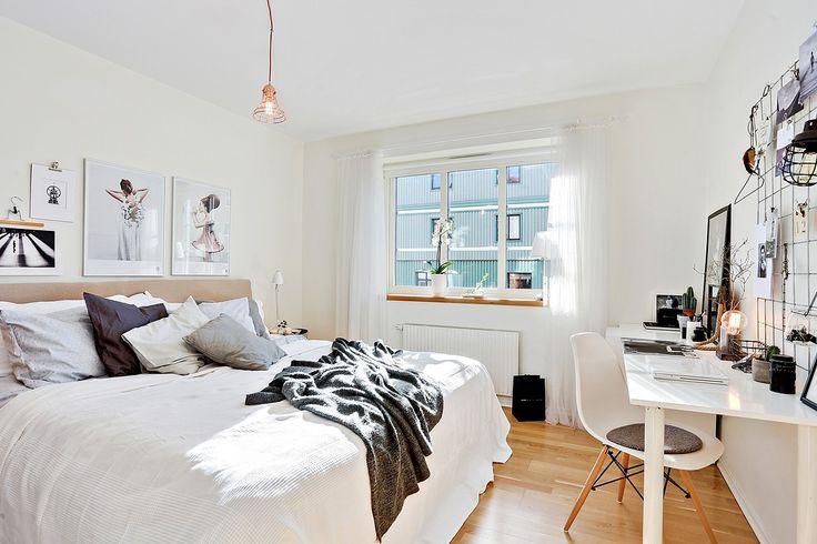 schlafzimmer » kleine schlafzimmer mit schräge einrichten ... - Kleine Schlafzimmer Mit Schrage Einrichten