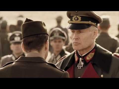 """German general in WWII surrenders to the Americans from HBO's amazing """"Band of Brothers."""