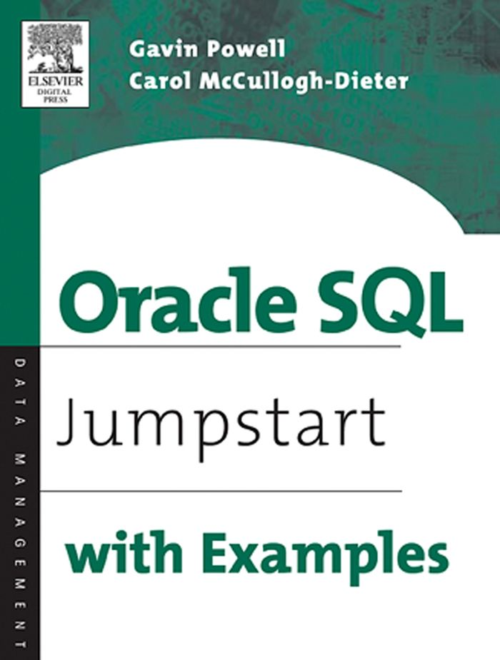 Oracle SQL: Jumpstart with Examples on Scribd
