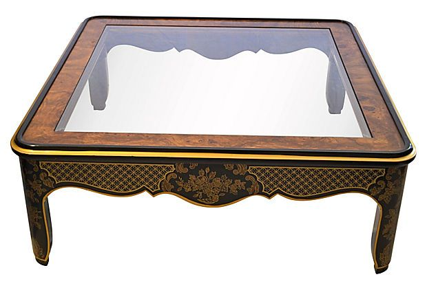 Drexel Heritage Chinoiserie Coffee Table