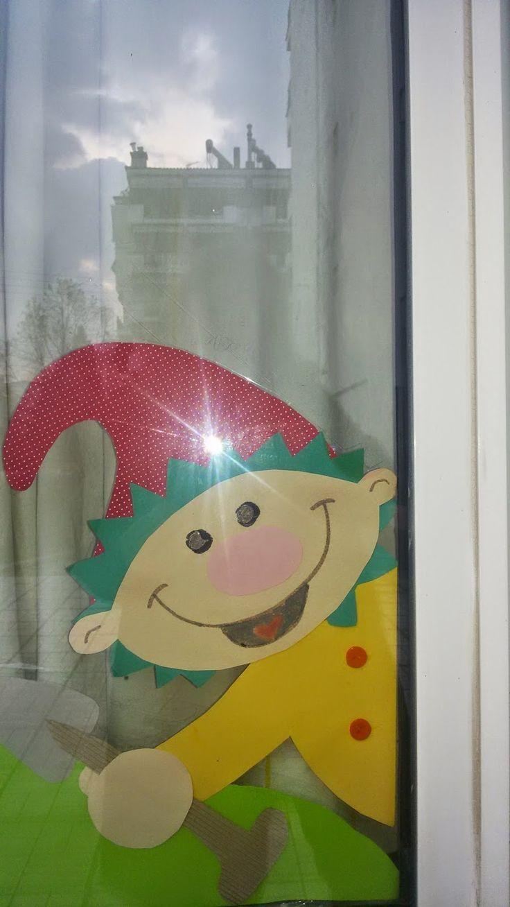 """Αύριο τα παιδιά μας θα δουν τα παράθυρα ντυμένα ανοιξιάτικα! Τι κι αν έχει κρύο και αν βρέχει ακόμα; """"Από Αύγουστο χειμώνα και από Μάρ..."""