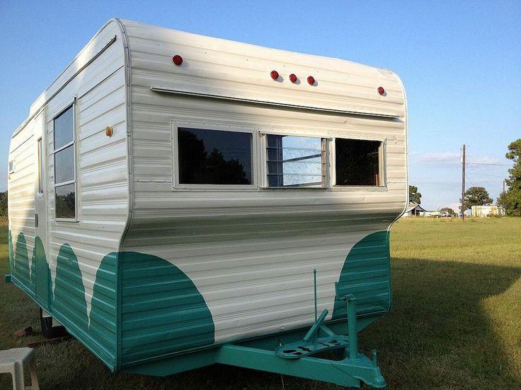 Vintage 1960's Camper Redo