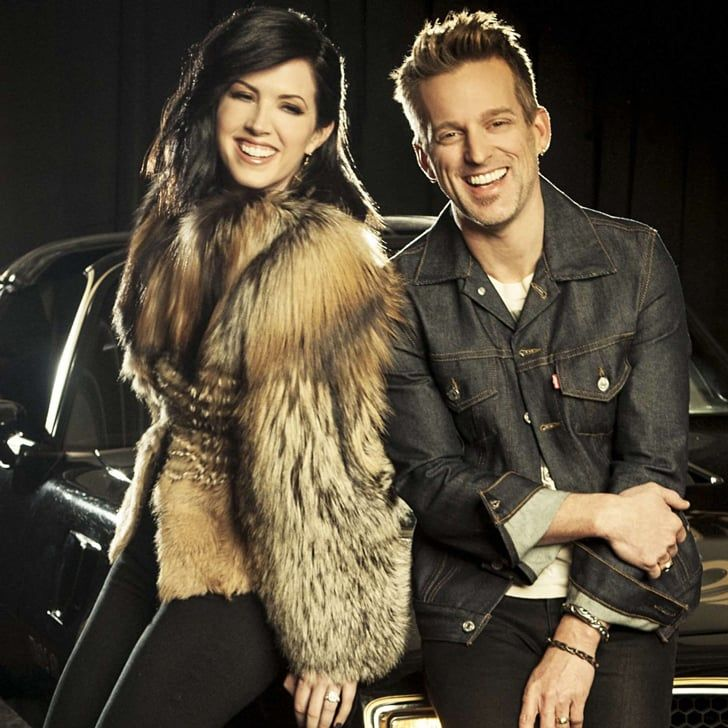 Pin for Later: Exclusive! Thompson Square Created Your Perfect Road-Trip Playlist