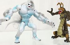WENDIGO The Incredible Hulk Outcasts Cartoon Toy Biz 1997~ Marvel Complete