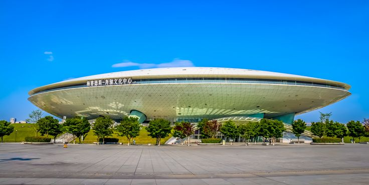 https://flic.kr/p/tDUvRk | Mercedes-Benz Arena - EXPO 2010 - Shanghai China | Canon EOS 700D