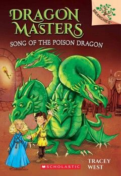 Petra, the newest dragon master, is scared to death of the Hydra dragon she is supposed to bond with--but when the Hydra accidentally poisons the King, and then her fellow dragon master, Drake, she must find a way to connect with her dragon, because only the Hydra's song can cure them.