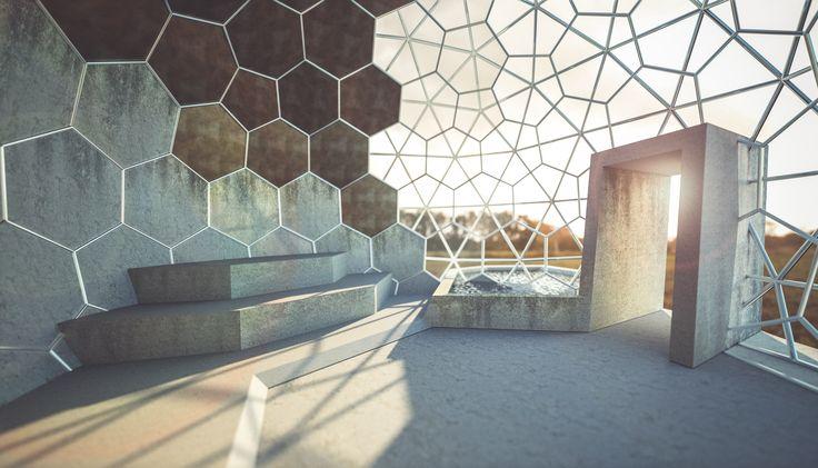 August Lundberg - Kaleidoscopic Sphere