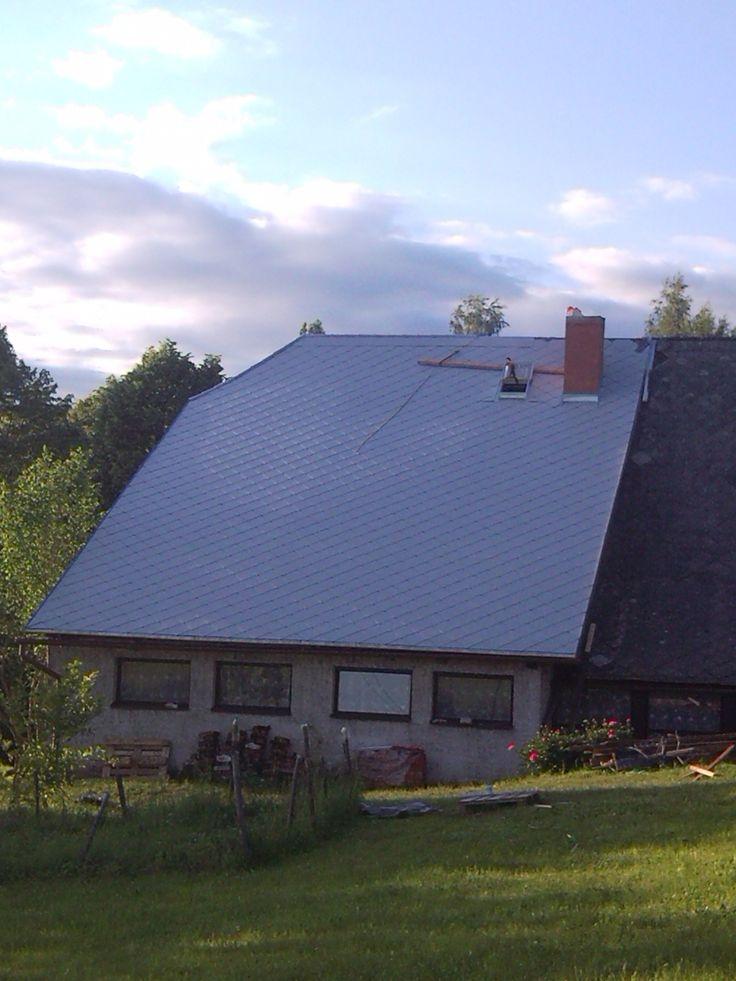 Rekonstrukce šikmé střechy #domy