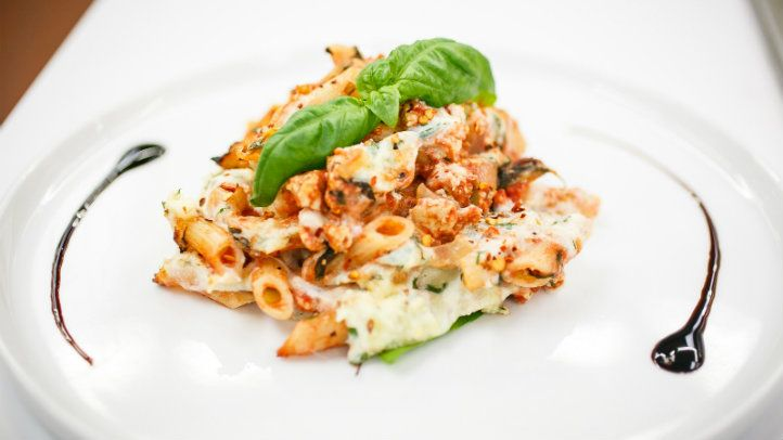 Chef Vikki's Healthy Baked Ziti