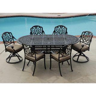 Best Cast Aluminum Patio Furniture Ideas On Pinterest Patio - Patio furniture atlanta 2