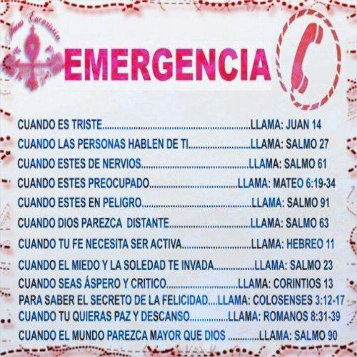 Llamar a Call celestial para las siguientes emergencias.                                                                                                                                                                                 Más