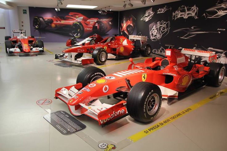 Ferrari, Maranello