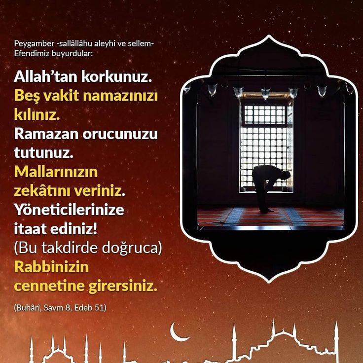 Cennet!   #cennet #namaz #oruç #mal #zekat #yönetici #hadis #buhari #islam #müslüman #ilmisuffa