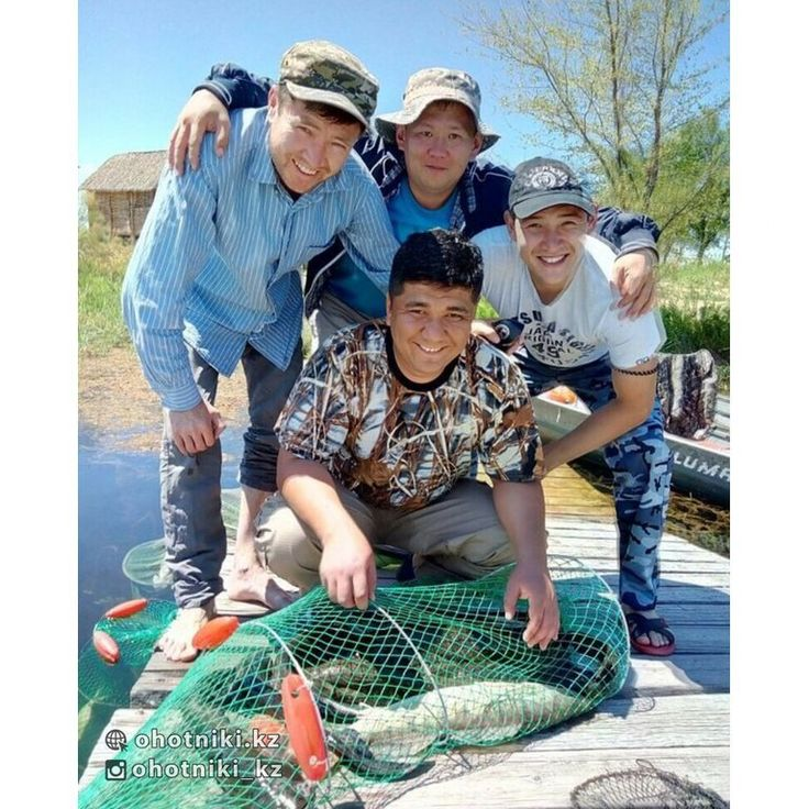 От подписчика @sailaubekov_bektas. Рыбалка на озере Балхаш. #fishing #balhash #ohotnikikz #охотникикз #рыбалка #судак
