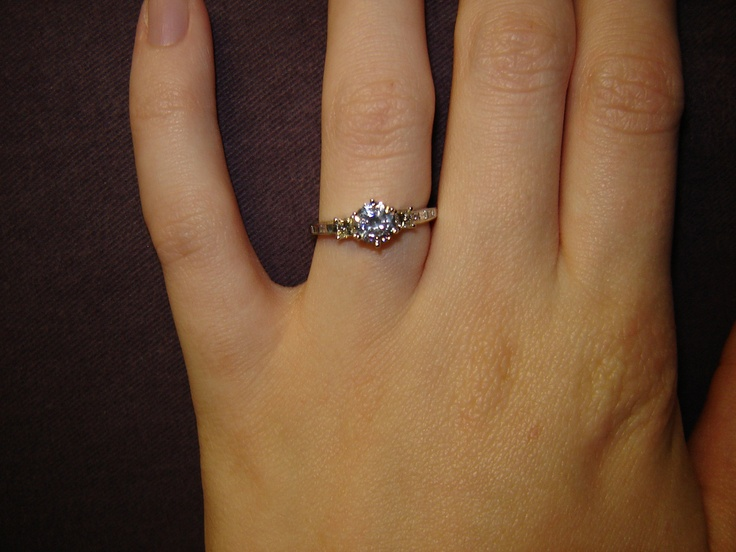 7 best Dream Engagement Rings images on Pinterest | A girl ...