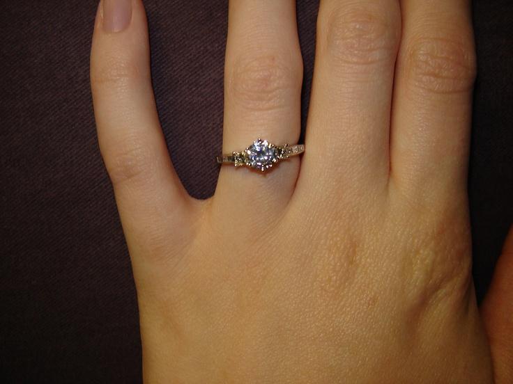 7 best Dream Engagement Rings images on Pinterest