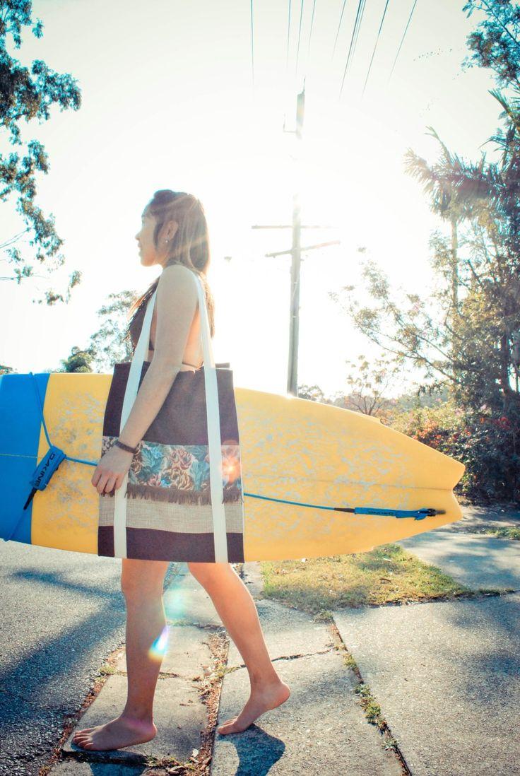 ola para siempre - super cute surfboard bags