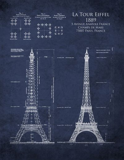 11 best Ahern Printing \ Graphics images on Pinterest Eiffel tower - copy blueprint information architecture