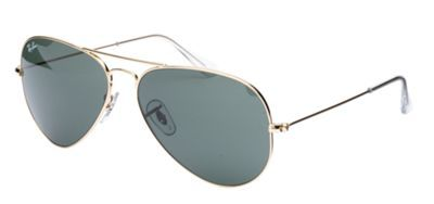 Ray-Ban Large Aviator RB3025 Sunglasses - Arista/G-15 XLT