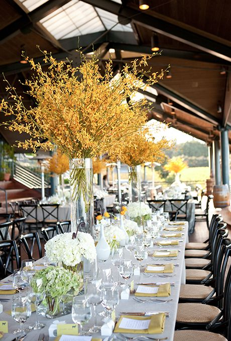 forsythia if youve been planning your big day - Forsythia Arrangements