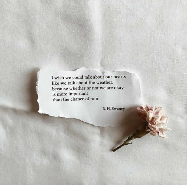 20 Quotes About Love From Instagram Poet R.H. Swaney