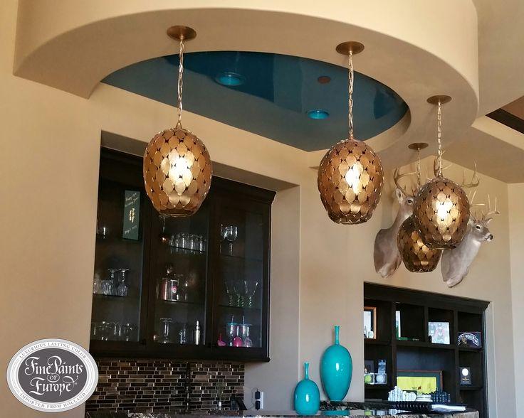 adam fox design paint high gloss ceiling in fine paints of europe - Best High Gloss Paint