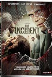 Recension av The Incident. Skräck/thriller av Alexandre Courtes med Rupert Evans, Anna Skellern, Kenny Doughty, Dave Legeno, Joseph Kennedy & Richard Brake.