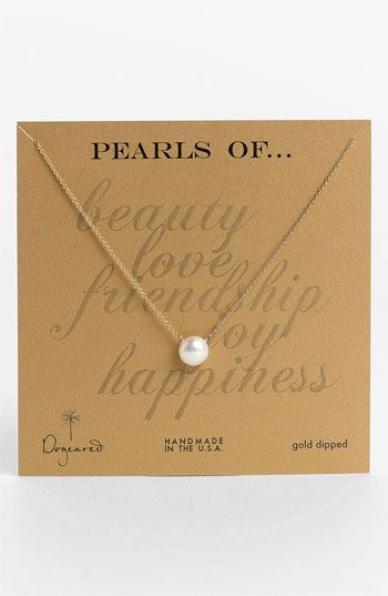 pearls of... beauty, love, friendship, joy & happiness