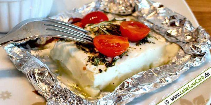 Lebe Low Carb - Low Carb Tapas-Rezept | Schafskäse aus dem Ofen | auf lebelowcarb.de - dem online Rezeptbuch für Low Carb Gerichte