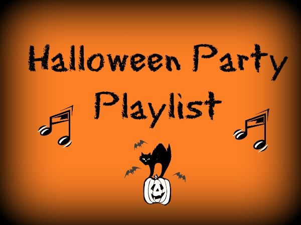 We have a Halloween party every year, and over the last few years weve put together a playlist of songs to add to the spooky fun: Skin and Bones  Raffi Dem Bones  various Great Green Gobs of Greasy, Grimy Gopher Guts  Mika Seeger Heffalumps and Woozles