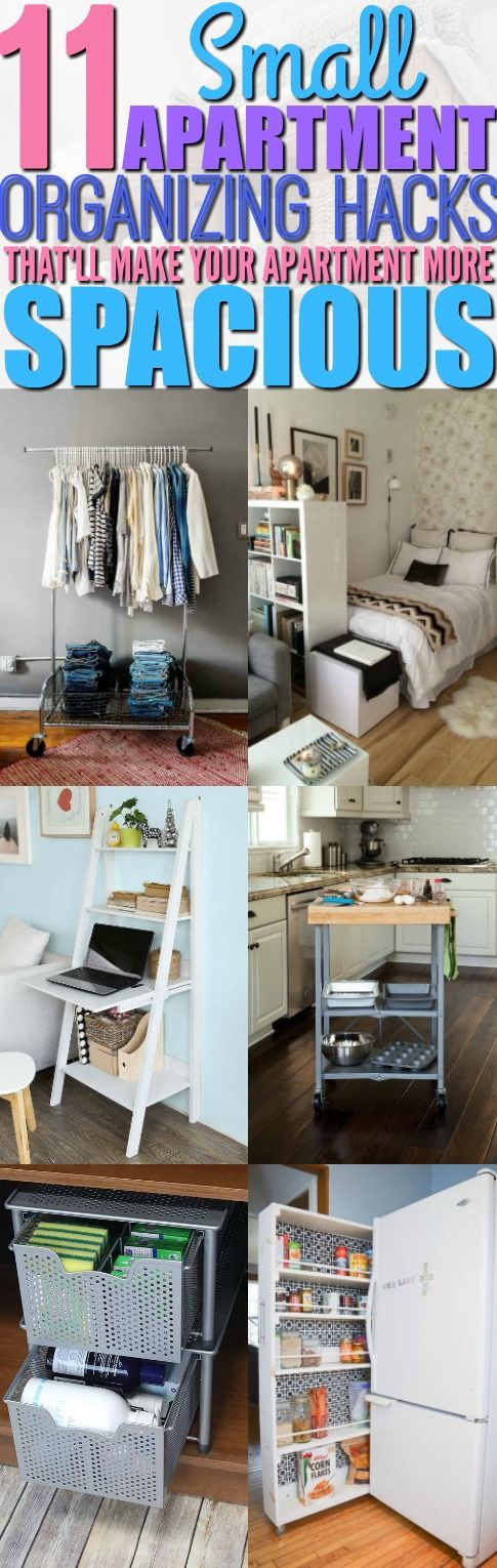 Best 25 small apartment furniture ideas on pinterest for Small space living hacks