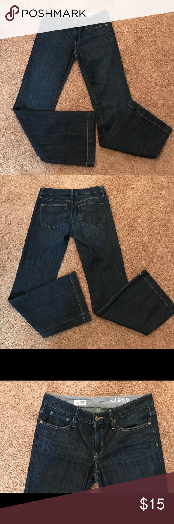 GAP Jeans Pre-Owned Woman's GAP Jean Great Condition GAP Jeans