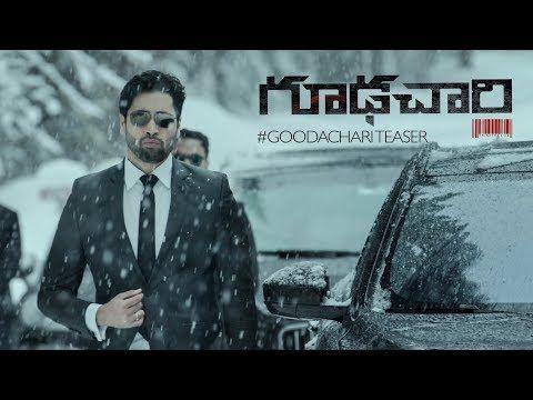 Watch Goodachari 2018 Movie Teaser Featuring Actors Adivi Sesh