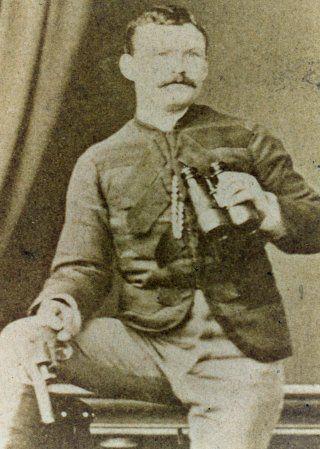 Gerrit Jacobus van Niekerk - President of Stellaland