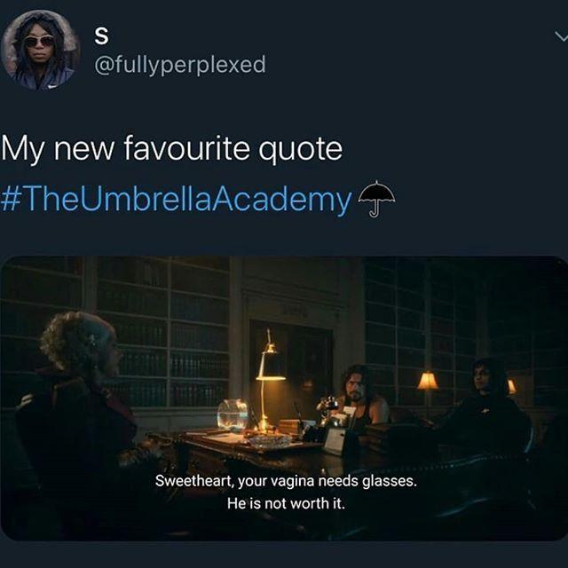 The Umbrella Academy Season 2 Umbrella Academy Funny Memes
